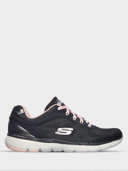 Кросівки для тренувань Skechers MOVING FAST FL модель 13059 CCPK — фото - INTERTOP