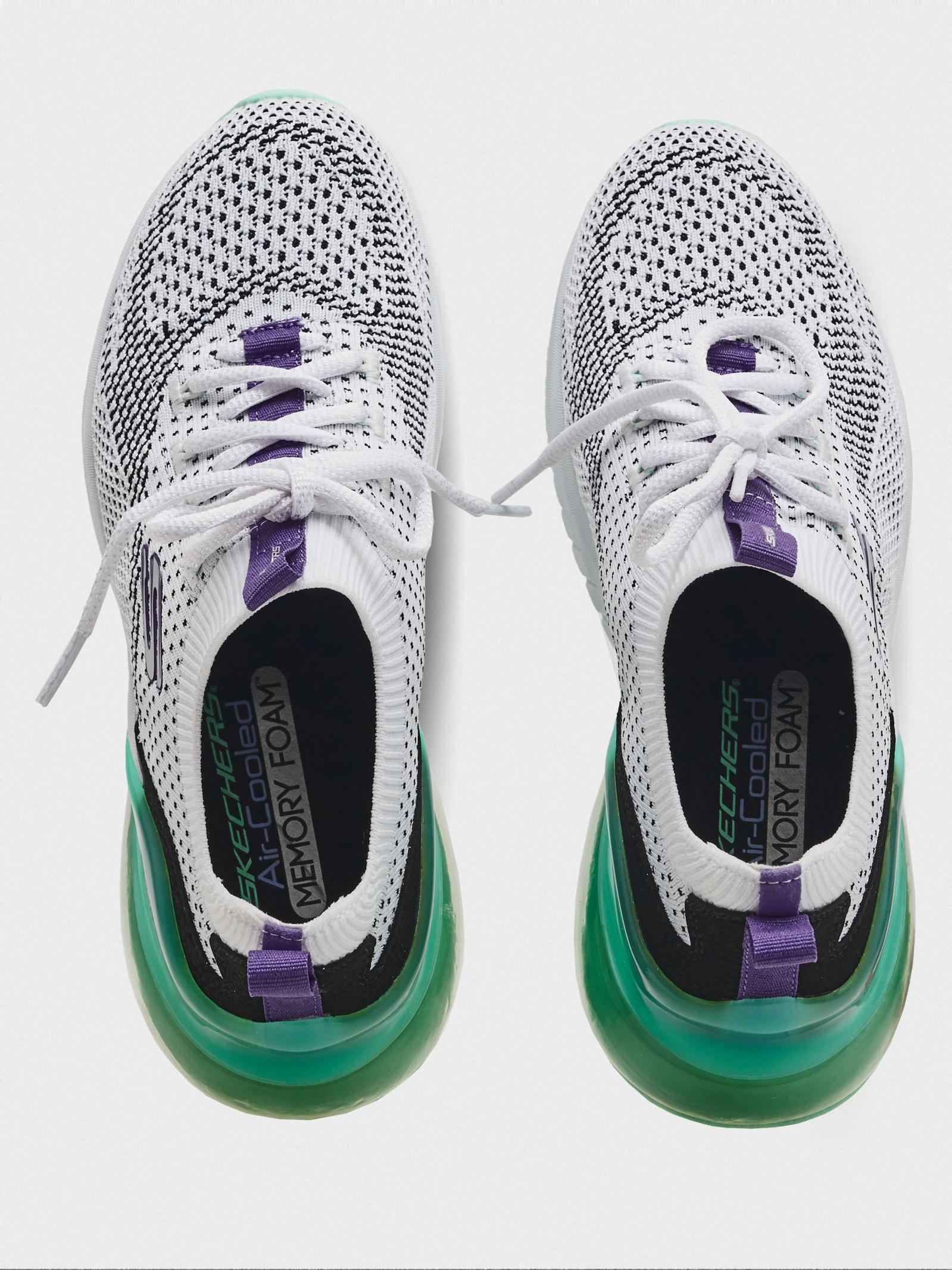 Кроссовки для женщин Skechers KW5384 купить обувь, 2017