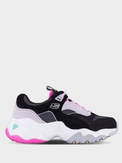 Кросівки fashion Skechers модель 13377 BKHP — фото - INTERTOP