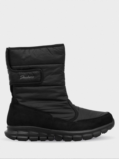 Кросівки fashion Skechers Synergy - Mountain Knight модель 44778 BBK — фото - INTERTOP