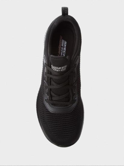 Кросівки для міста Skechers модель 32504 BBK — фото 4 - INTERTOP