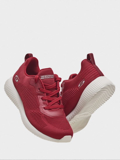 Кросівки для міста Skechers модель 32504 RED — фото 3 - INTERTOP