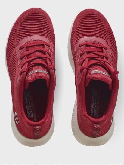 Кросівки для міста Skechers модель 32504 RED — фото 5 - INTERTOP