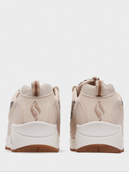 Кросівки для міста Skechers Uno - Wild Streets модель 73674 WHLD — фото 3 - INTERTOP