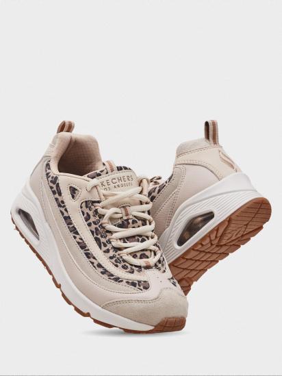 Кросівки для міста Skechers Uno - Wild Streets модель 73674 WHLD — фото 4 - INTERTOP