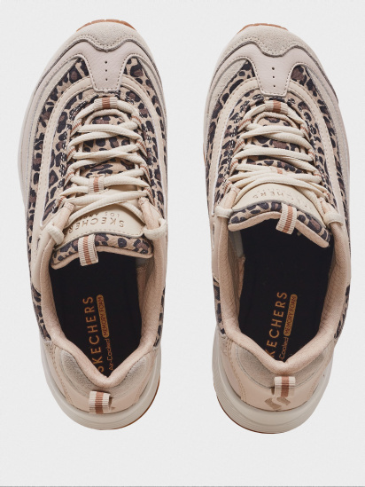 Кросівки для міста Skechers Uno - Wild Streets модель 73674 WHLD — фото 5 - INTERTOP