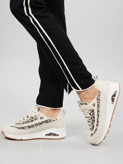 Кросівки для міста Skechers Uno - Wild Streets модель 73674 WHLD — фото 6 - INTERTOP