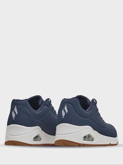 Кросівки для міста Skechers модель 73690 NVY — фото 4 - INTERTOP