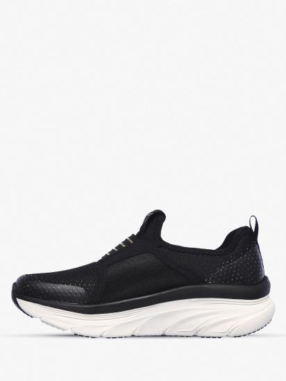 Кросівки для тренувань Skechers Relaxed Fit: D'Lux Walker модель 149013 BKGD — фото 2 - INTERTOP
