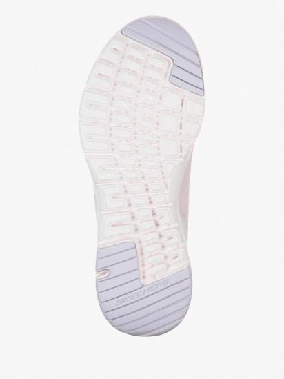 Кросівки для тренувань Skechers MOVING FAST FL модель 13059 LTPK — фото 3 - INTERTOP
