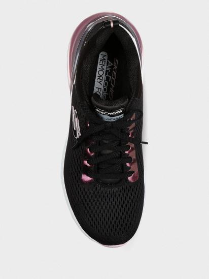 Кросівки для міста Skechers Stratus - Glamour Tour модель 149123 BKPK — фото 4 - INTERTOP