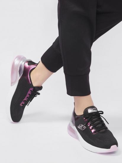 Кросівки для міста Skechers Stratus - Glamour Tour модель 149123 BKPK — фото 5 - INTERTOP