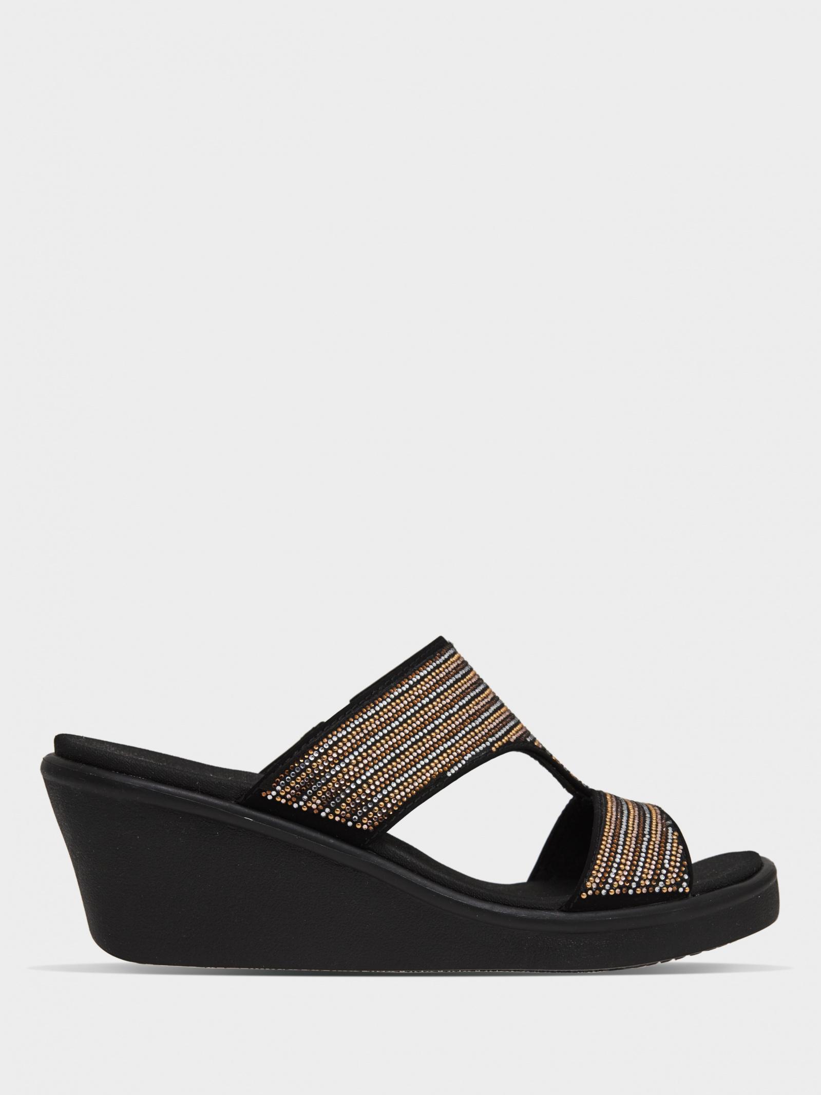 Босоніжки  для жінок Skechers Skechers CALI 119001 BKMT модне взуття, 2017