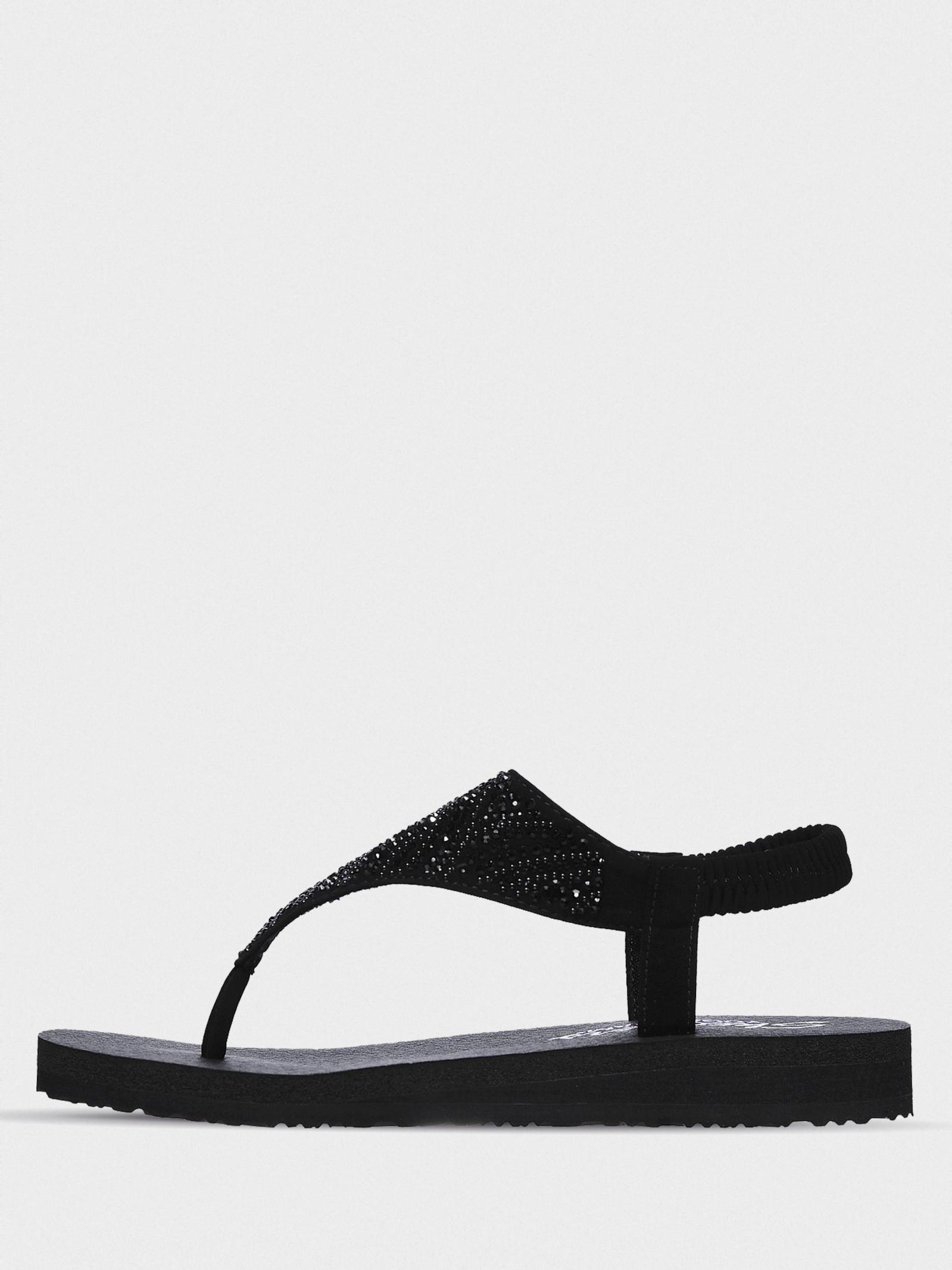 Сандалі  для жінок Skechers Skechers CALI 32919 BBK ціна взуття, 2017