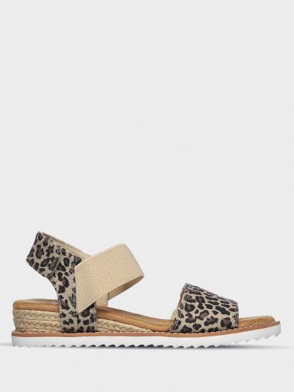 Сандалии для женщин Skechers Bob's KW5507 брендовая обувь, 2017