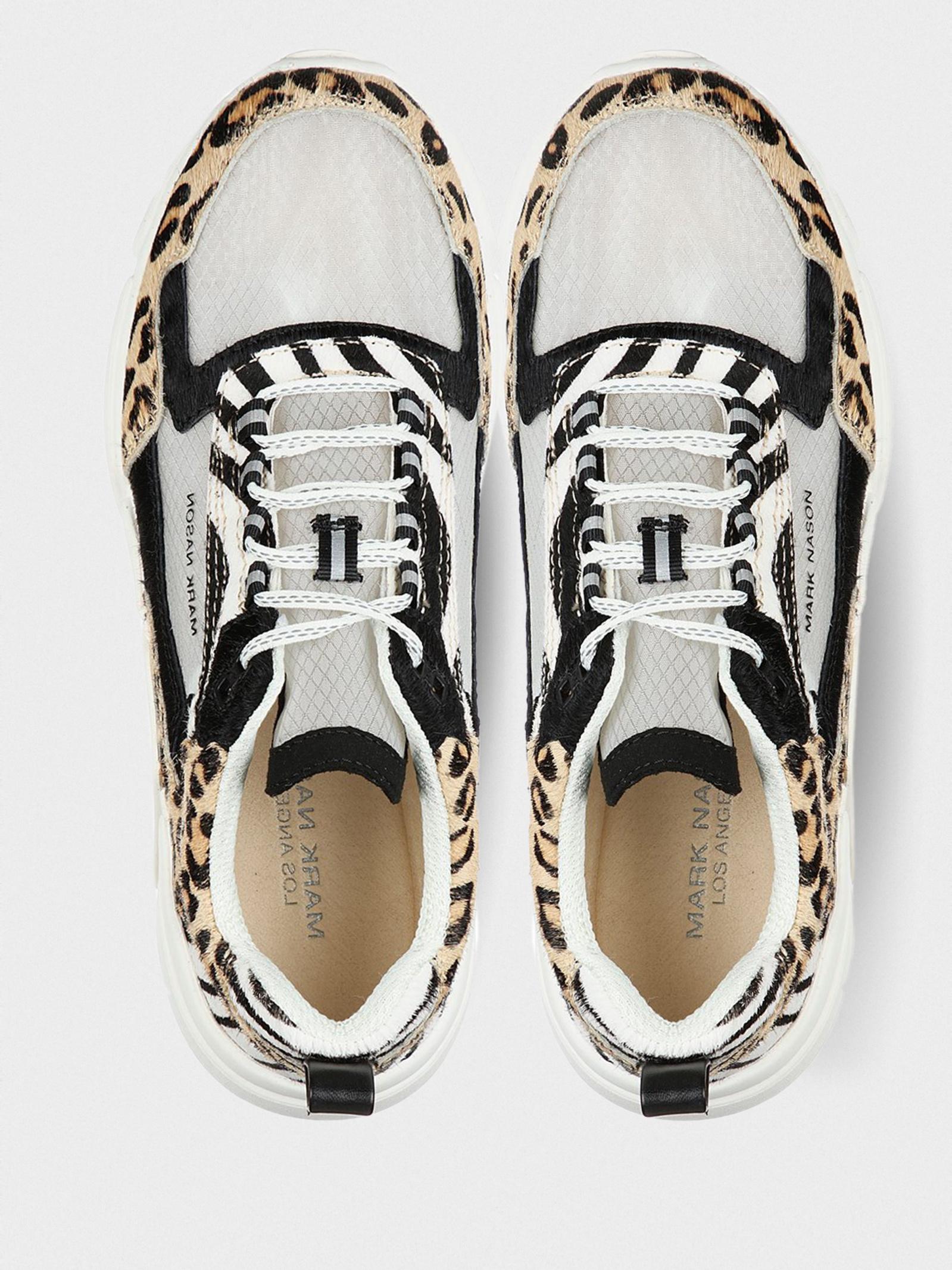 Кроссовки женские Skechers Mark Nason KW5530 смотреть, 2017