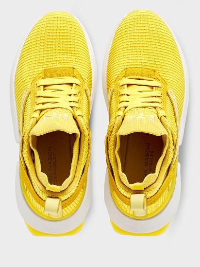 Кросівки для міста Skechers Mark Nason Los Angeles Split - Overpass модель 133017 YLW — фото 4 - INTERTOP