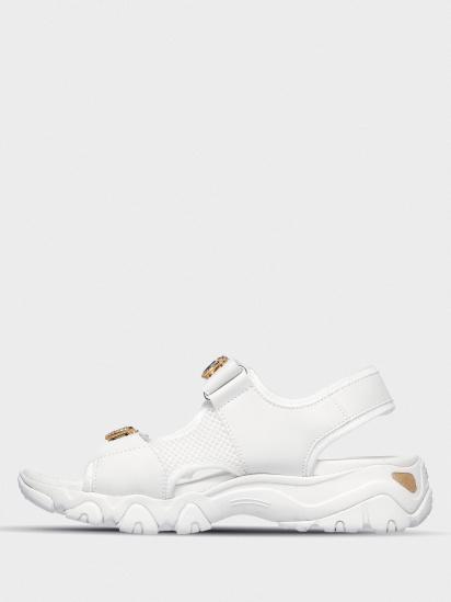 Сандалии женские Skechers D'Lites KW5535 брендовая обувь, 2017