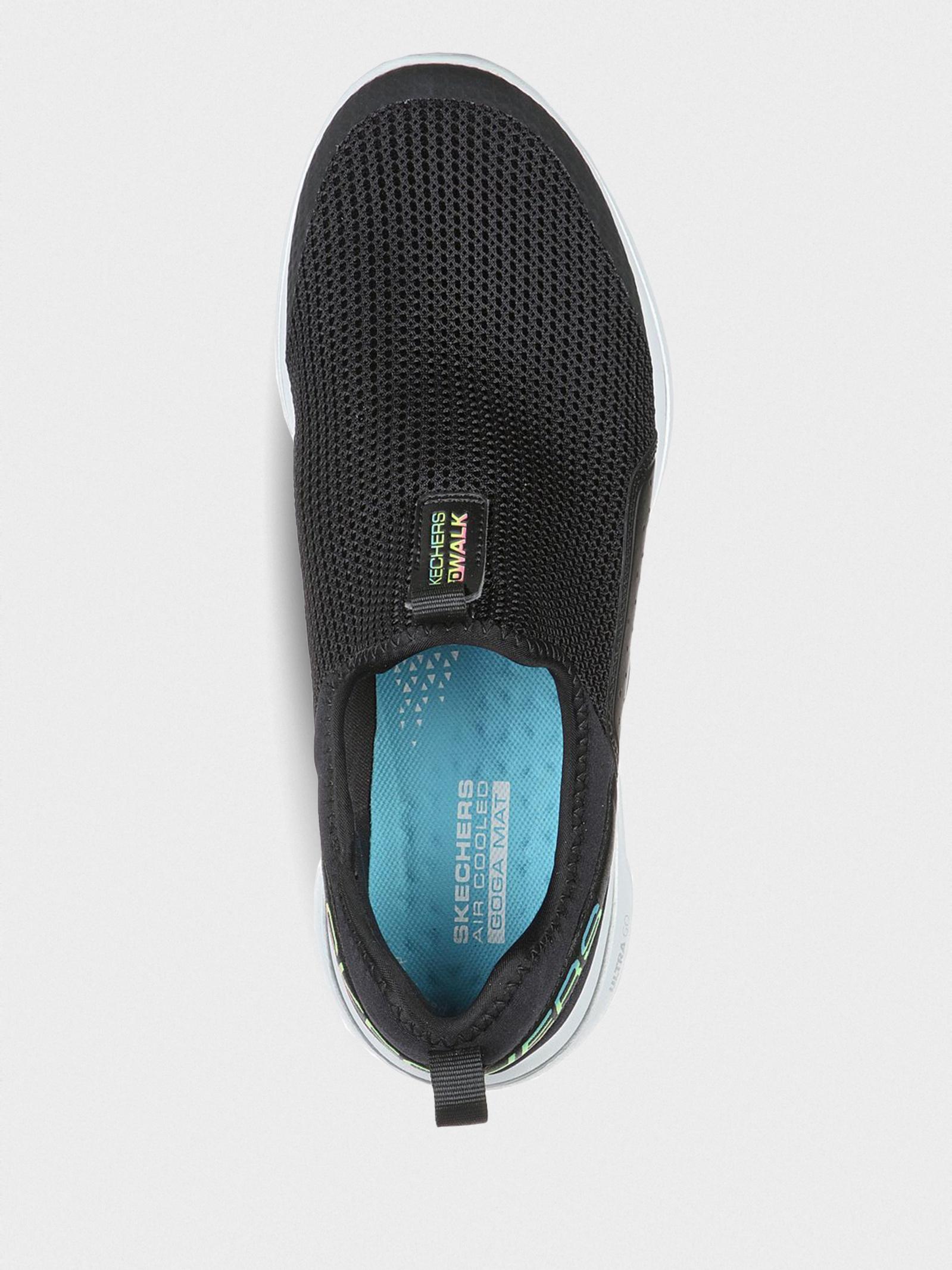 Слипоны женские Skechers Go Walk5 KW5546 купить обувь, 2017