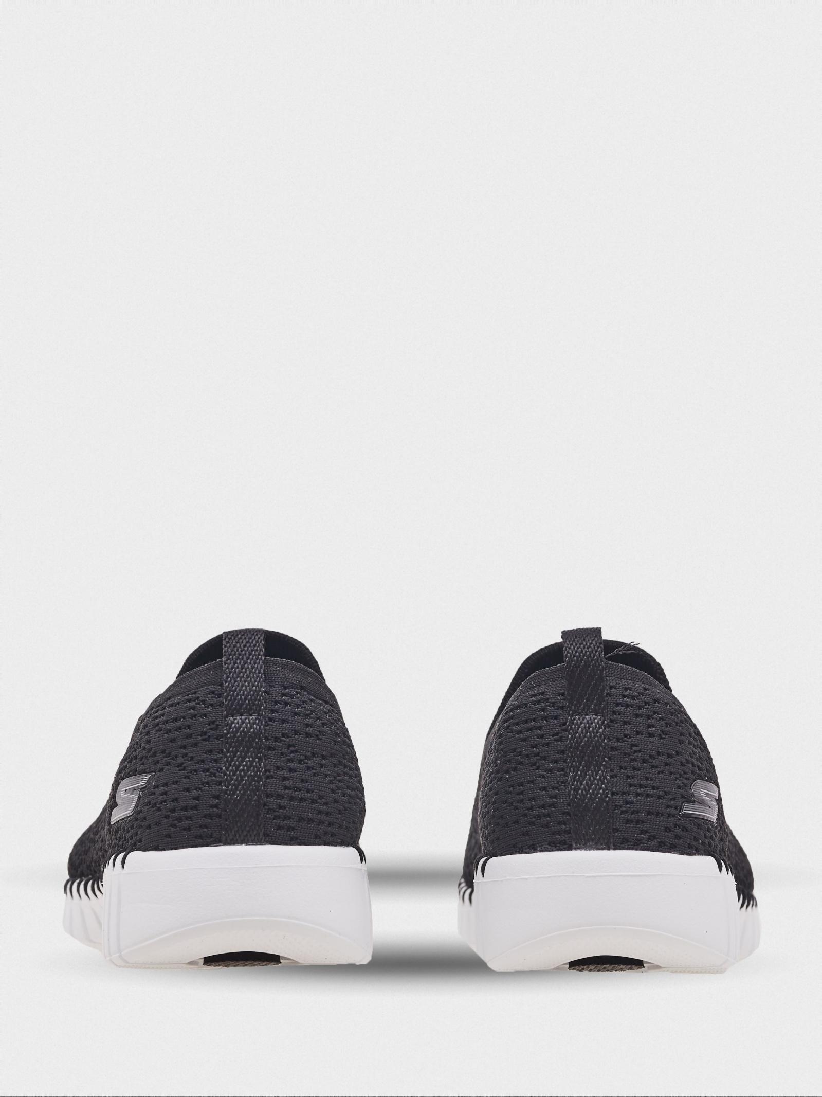 Слипоны женские Skechers Go Walk KW5550 брендовая обувь, 2017