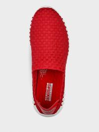 Сліпони жіночі Skechers 124045 RED 124045 RED - фото