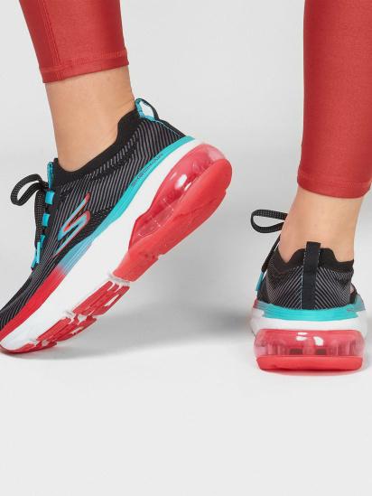 Кросівки для тренувань Skechers Max Cushioning Air - Tycoon модель 128054 BKTQ — фото 5 - INTERTOP