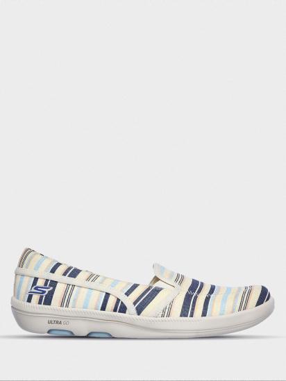 Слипоны женские Skechers On-The-Go KW5576 брендовая обувь, 2017