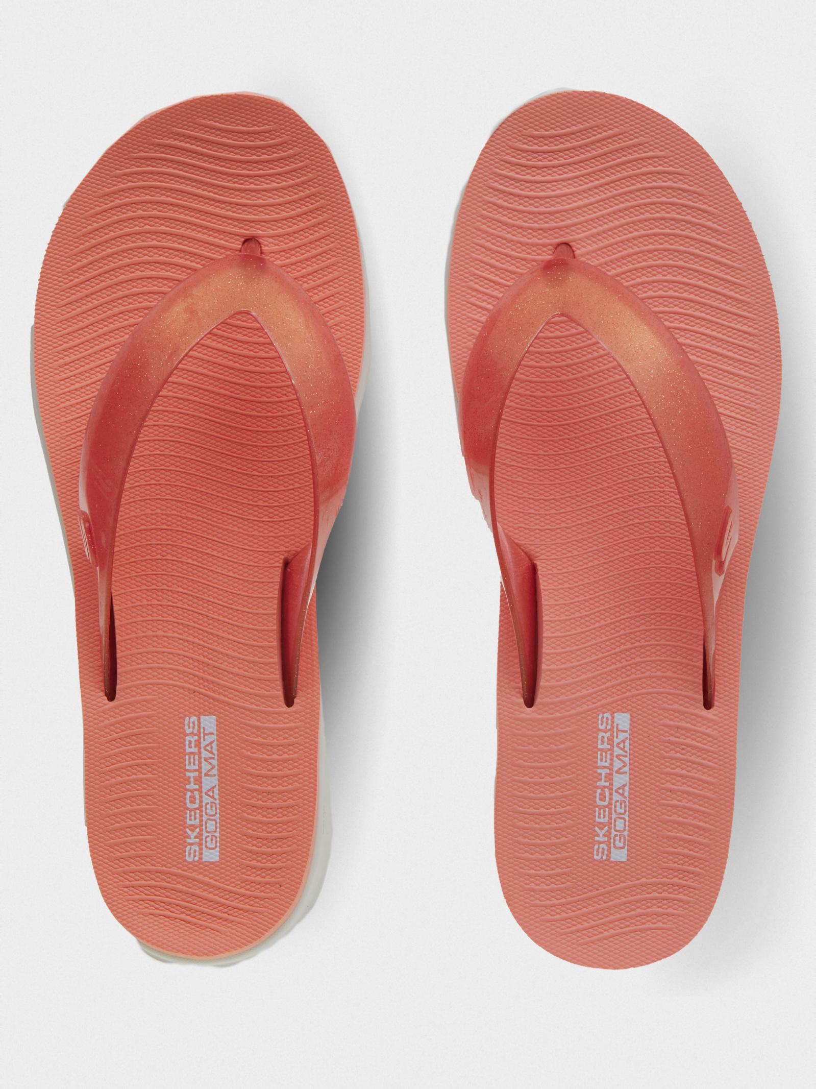 Шлёпанцы для женщин Skechers On-The-Go KW5580 купить в Интертоп, 2017
