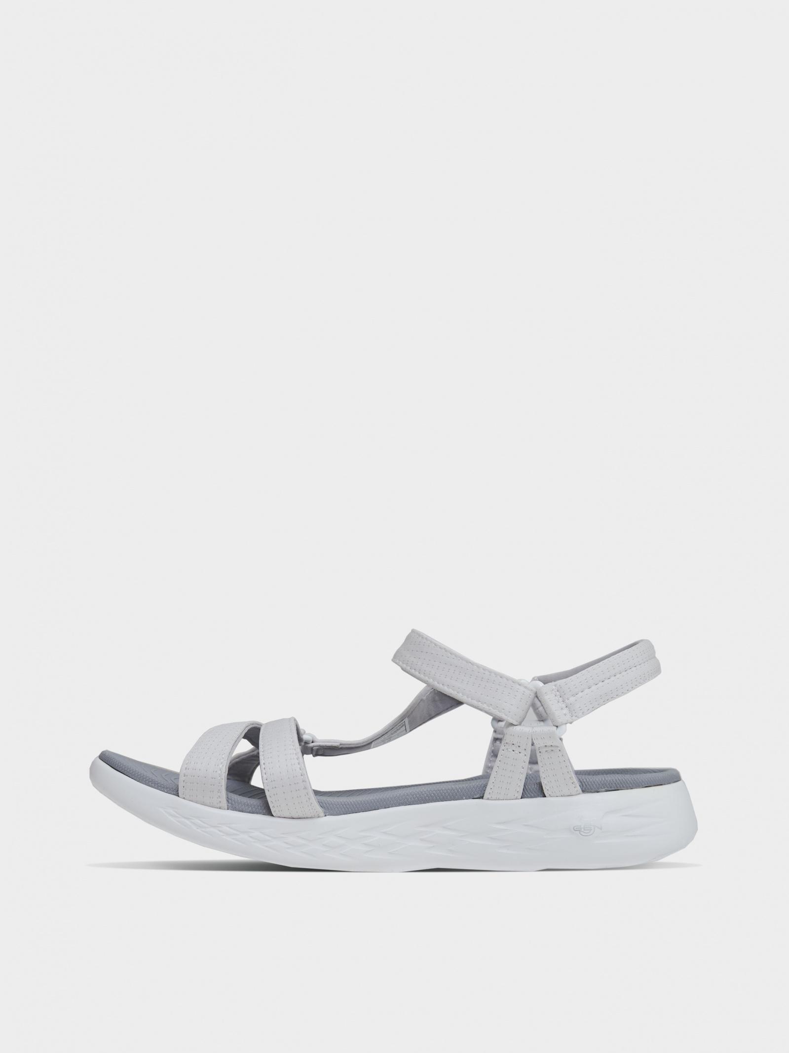 Сандалі  для жінок Skechers 15316 WGY модне взуття, 2017