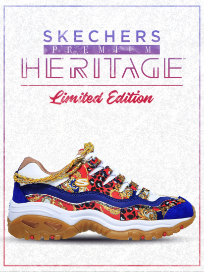 Кросівки fashion Skechers Energy - Captain's View - фото