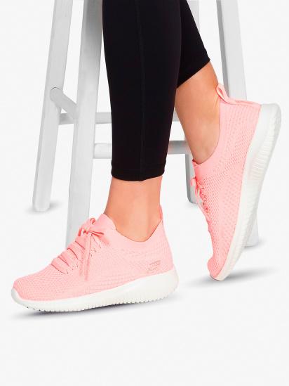 Кросівки для тренувань Skechers Ultra Flex модель 12841 CRL — фото 6 - INTERTOP