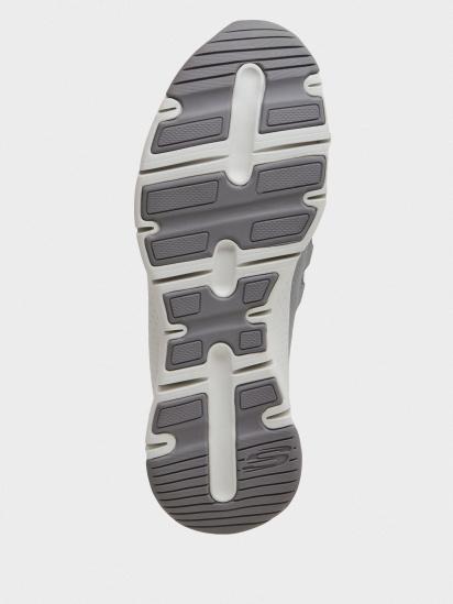 Кросівки для міста Skechers Arch Fit - Rainbow View модель 149061W GRY — фото 3 - INTERTOP