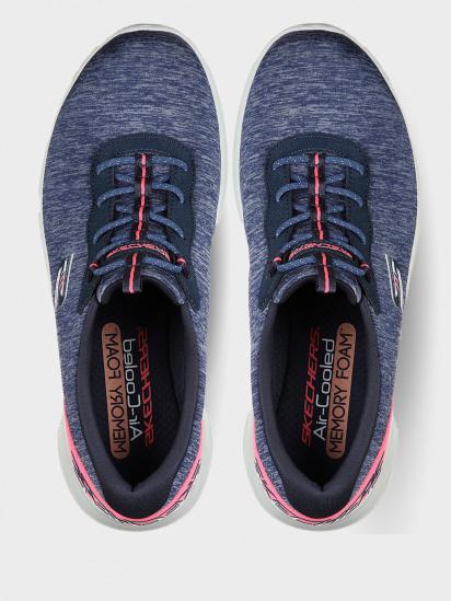 Кросівки для міста Skechers Envy - Misstep модель 104051 NVPK — фото 4 - INTERTOP