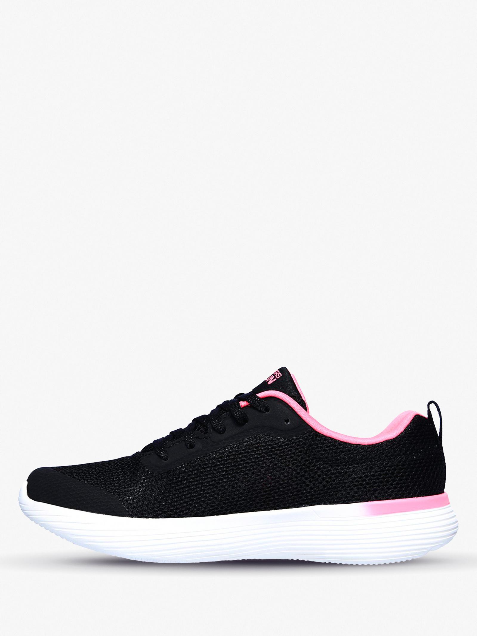 Кроссовки для женщин Skechers Performance 128000 BKPK брендовая обувь, 2017