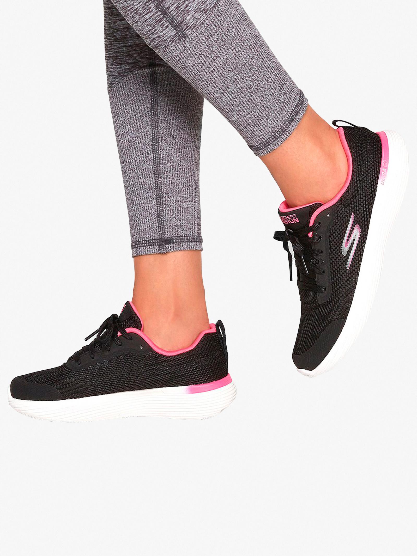 Кроссовки для женщин Skechers Performance 128000 BKPK продажа, 2017