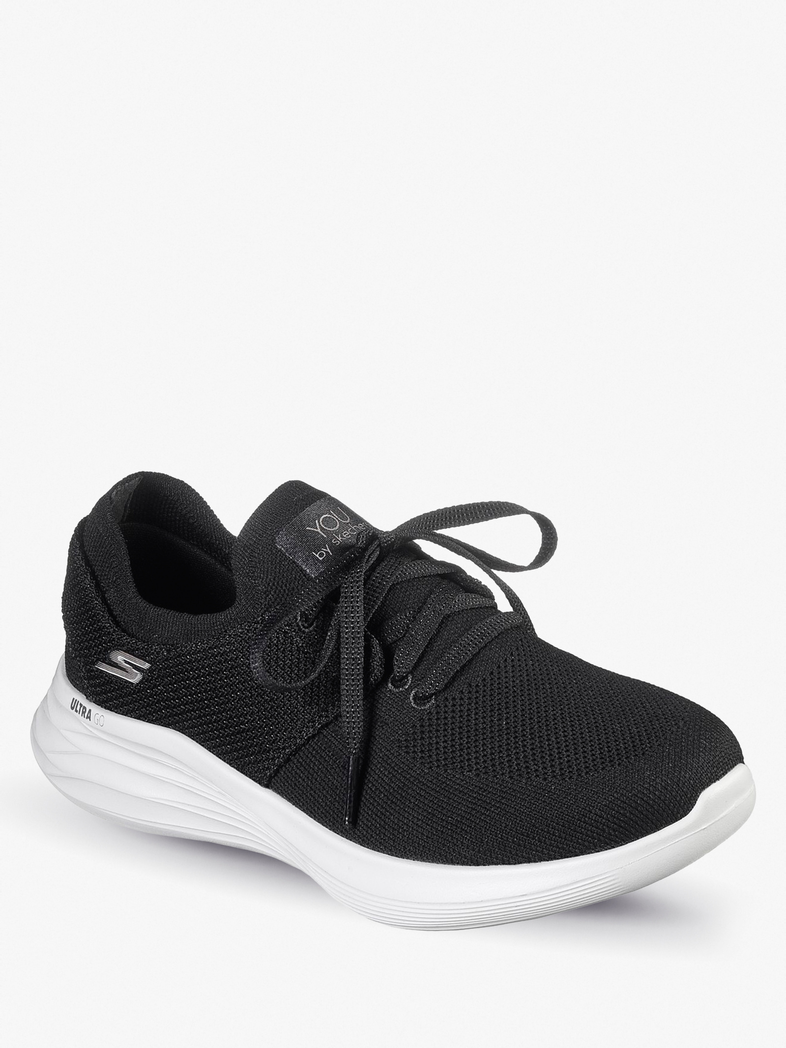 Кроссовки для женщин Skechers YOU 132018 BKW смотреть, 2017