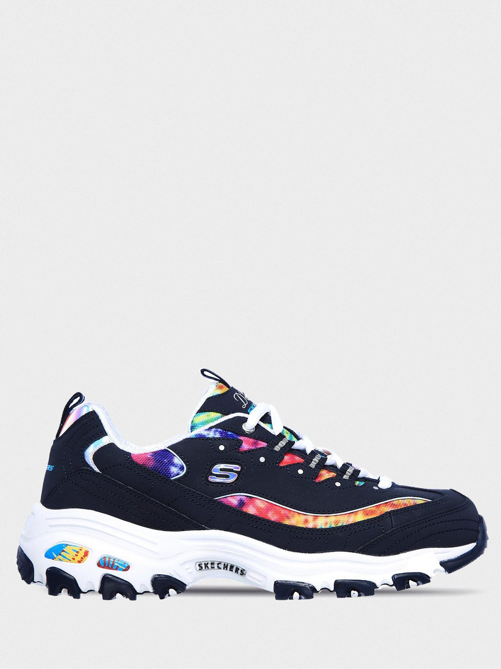 Кроссовки женские Skechers D'Lites KW5651 брендовая обувь, 2017