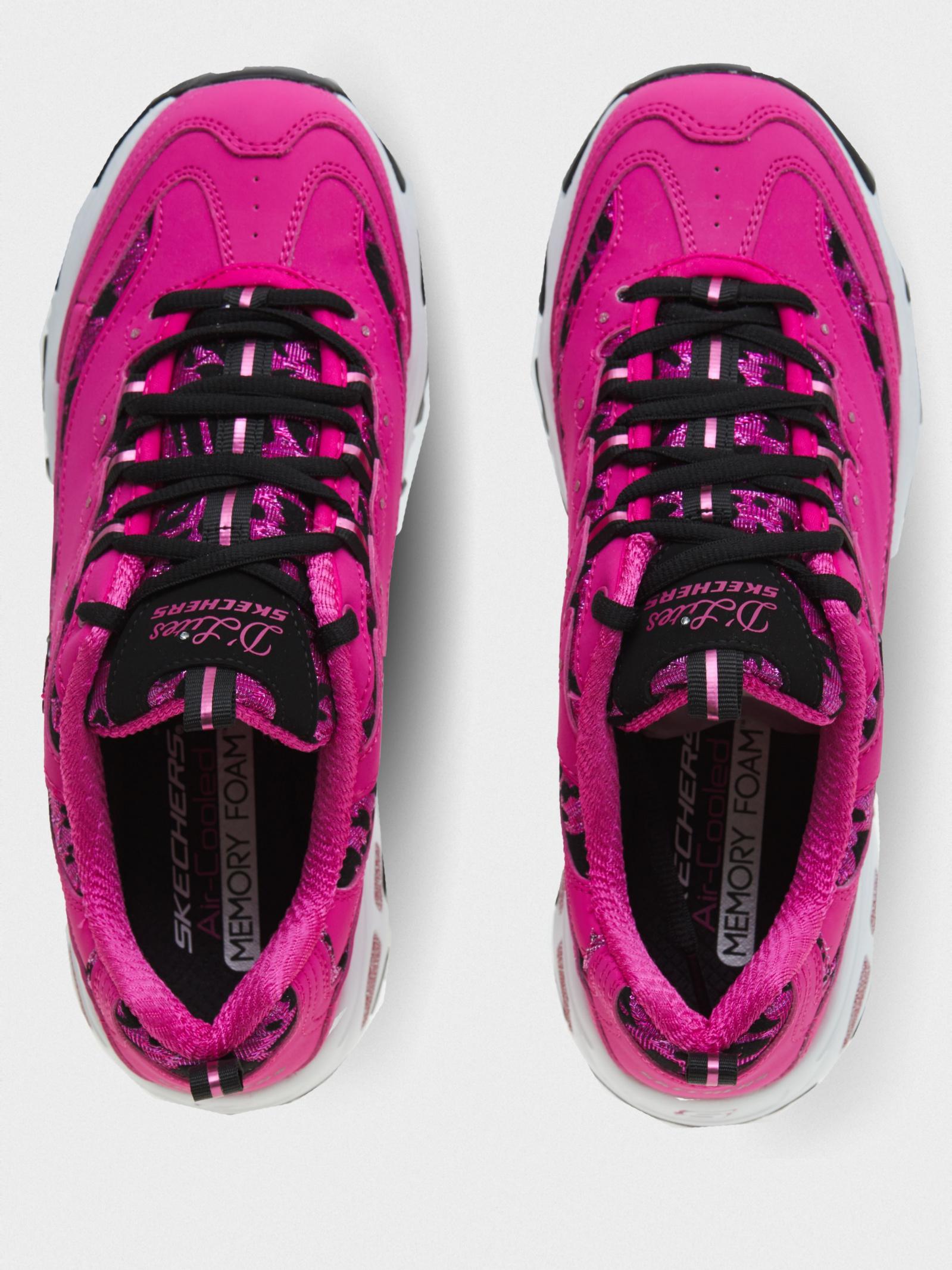 Кроссовки женские Skechers D'Lites KW5654 Заказать, 2017