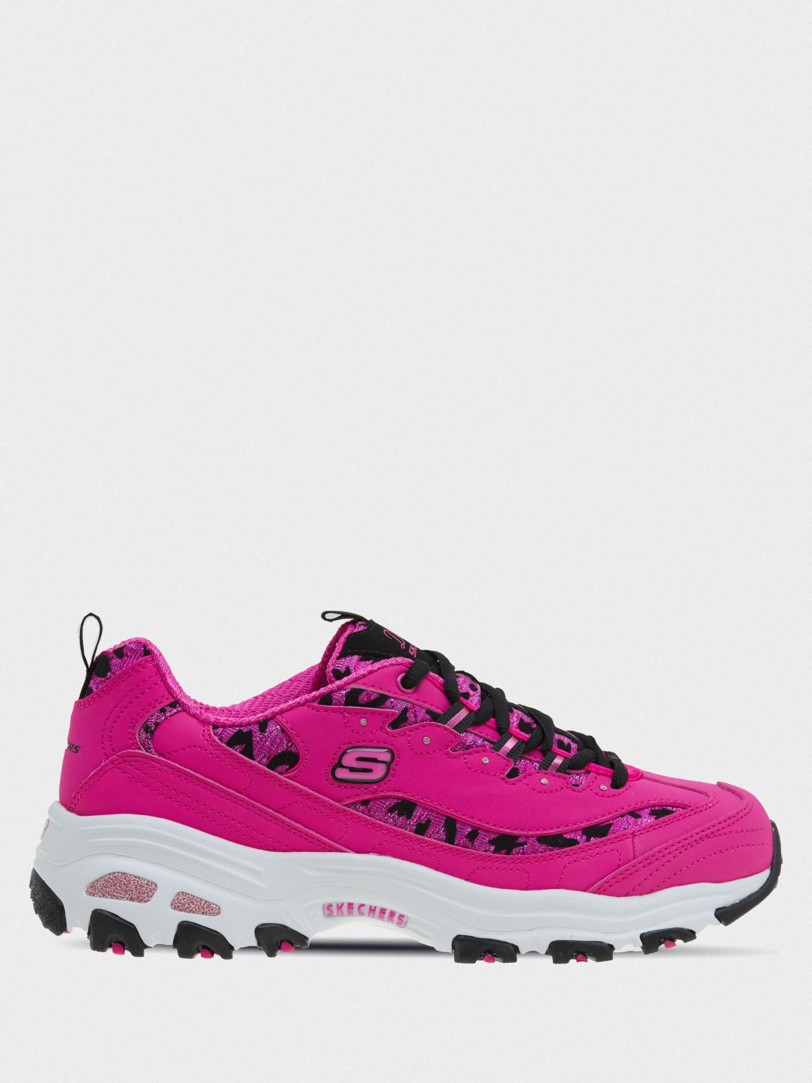 Кроссовки женские Skechers D'Lites KW5654 брендовая обувь, 2017