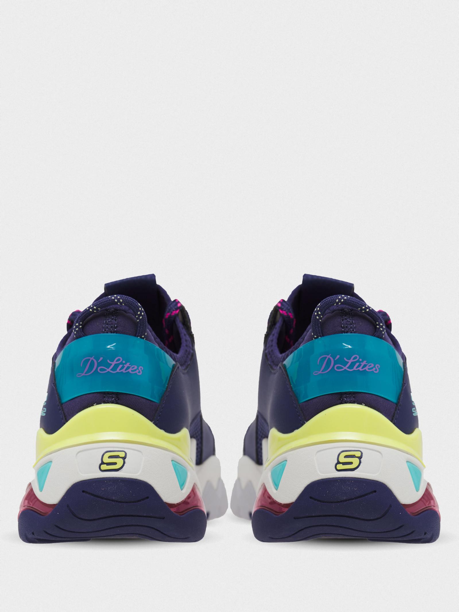 Кроссовки женские Skechers D'Lites KW5658 купить обувь, 2017