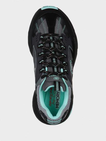 Кросівки fashion Skechers STAMINA - LOWER CREEK модель 149017 BKMN — фото 4 - INTERTOP