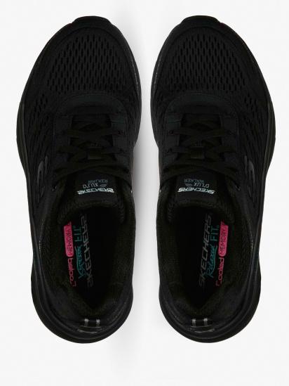Кросівки для міста Skechers D'LUX WALKER - INFINITE MOTION модель 149023 BBK — фото 5 - INTERTOP
