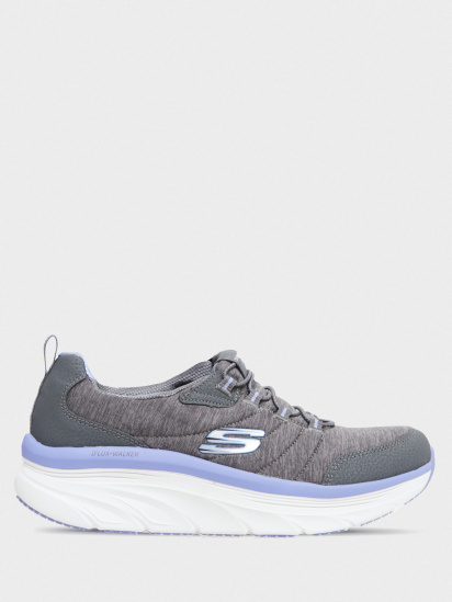 Кросівки для тренувань Skechers RELAXED FIT: D'LUX WALKER - CROSS MOTION модель 149012 CCPR — фото - INTERTOP