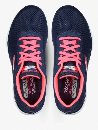 Кросівки для міста Skechers Flex Appeal 3.0 - First Insight модель 13070 SLTP — фото 5 - INTERTOP