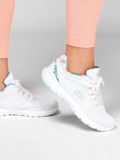 Кроссовки для города Skechers Flex Appeal 3.0 - Tropical Princess - фото