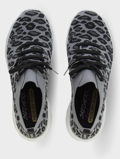 Кросівки для міста Skechers Ultra Flex - Safari Tour модель 13128 GYBK — фото 4 - INTERTOP