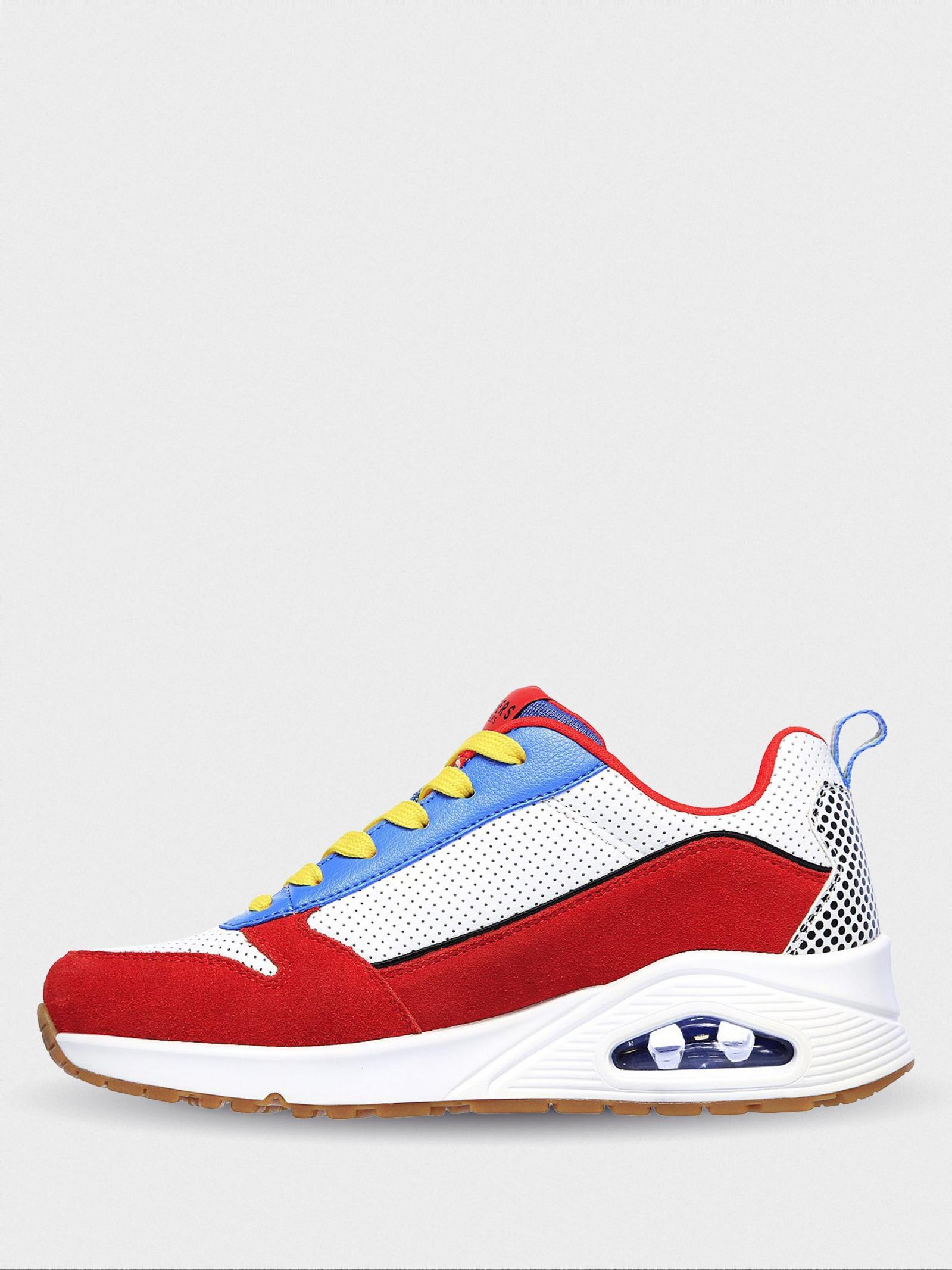 Кроссовки женские Skechers Uno KW5704 модная обувь, 2017