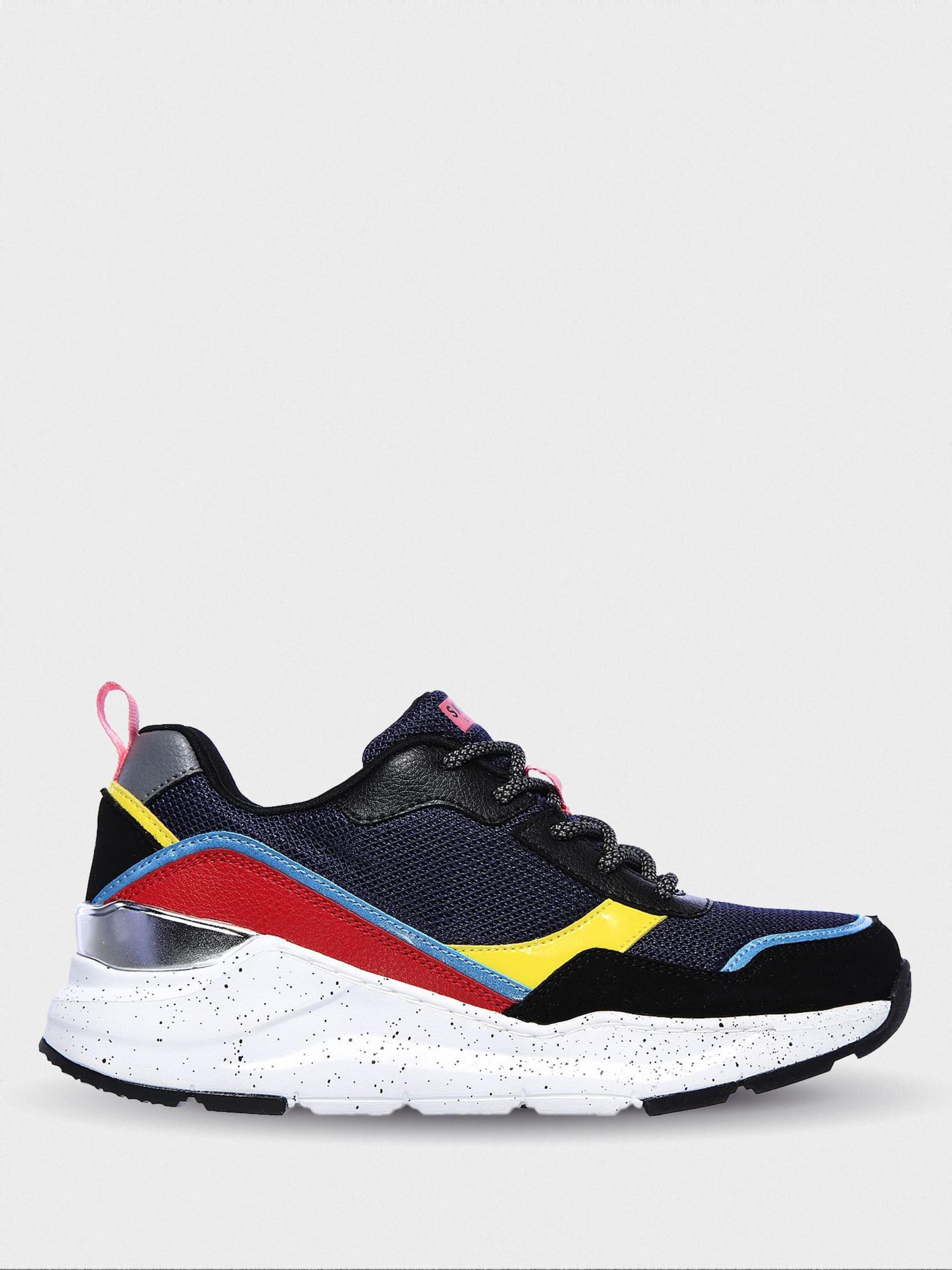 Кроссовки для женщин Skechers Rovina KW5708 купить обувь, 2017