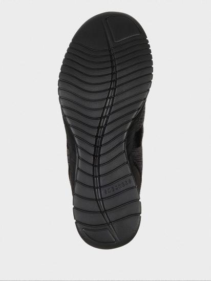 Кросівки для міста Skechers модель 23659 BBK — фото 4 - INTERTOP