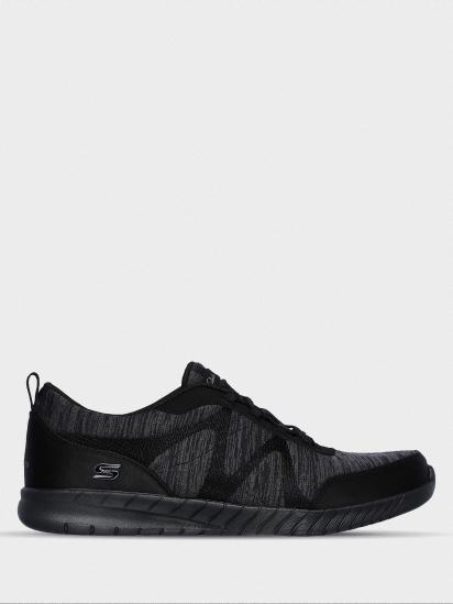 Кросівки для міста Skechers модель 23659 BBK — фото - INTERTOP